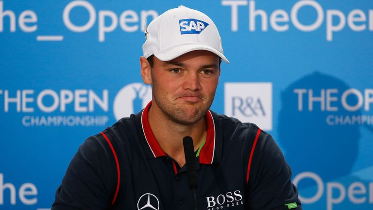 Martin Kaymer: Inspired by Germany World Cup win