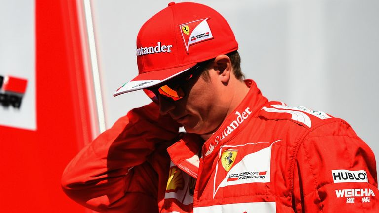 Kimi Raikkonen: Has struggled since rejoining Ferrari