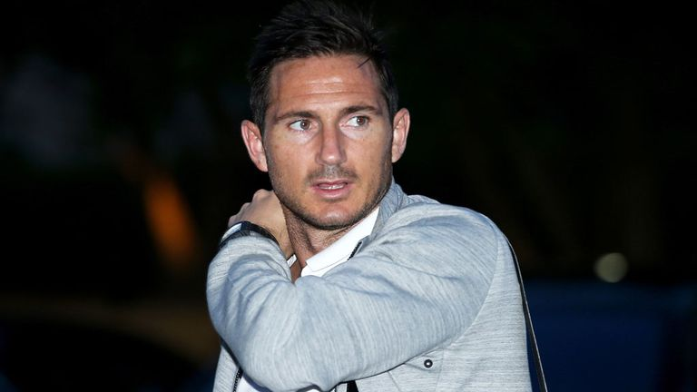 Frank Lampard: Will continue career in United States