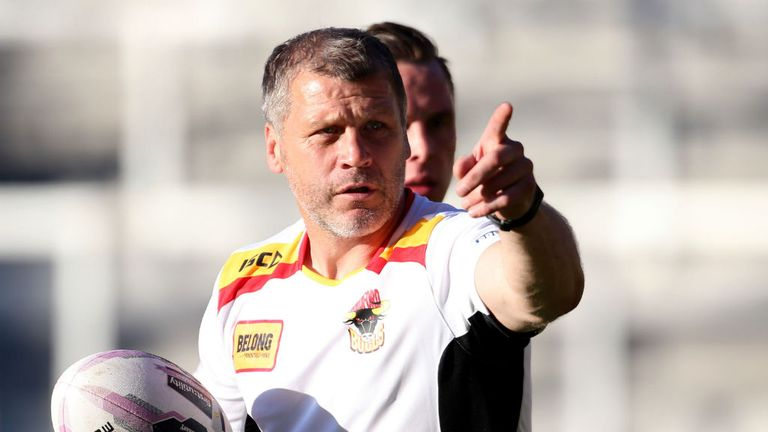 James Lowes: Delighted to see his Bradford side showing character in recent weeks