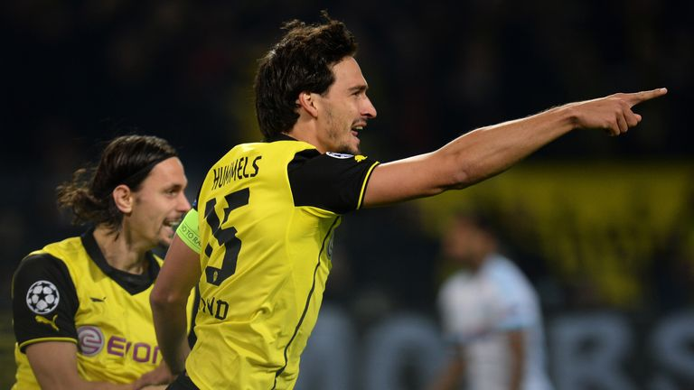 Mats Hummels: Staying put at Dortmund