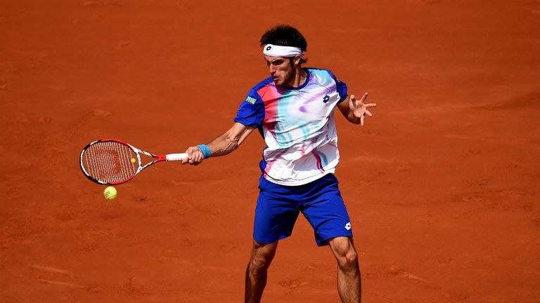 Leandro Mayer: Claimed his first ATP title on the clay in Hamburg