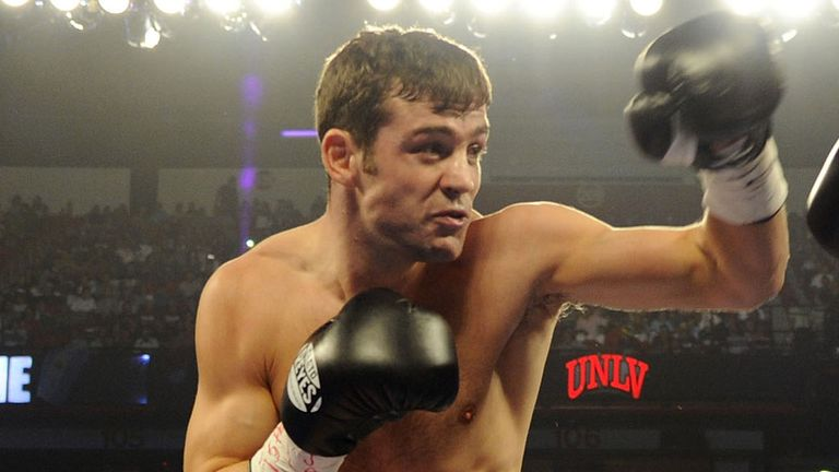 Matthew Macklin: Now fighting under former ring rival Jamie Moore