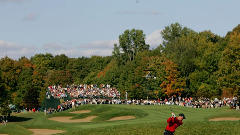 Royal Montreal GC during the Presidents Cup in 2007