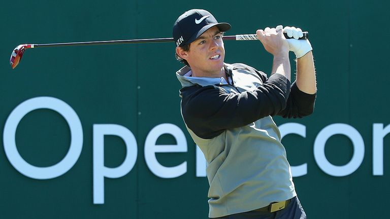 Rory McIlroy: yet to win a WGC event