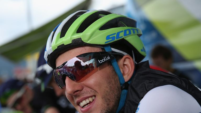 Simon Yates is enjoying the first rest day of the Tour de France