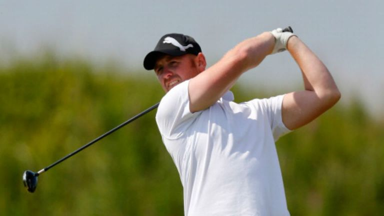 Local lad John Singleton will have to get time off work in a factory to play at Hoylake