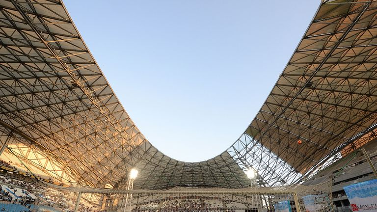 Stade Velodrome: Will not host Marseille's opening Ligue 1 game