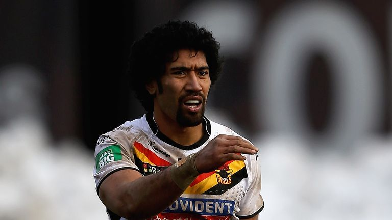Manase Manuokafoa: Has signed for Widnes Vikings for 2015