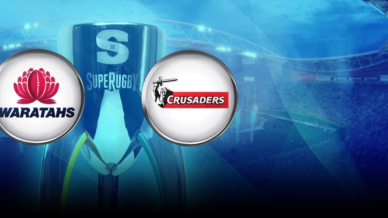 Super Rugby final will be live on Sky Sports 1HD on Saturday