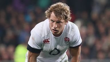 Billy Twelvetrees: Will start for England against Wallabies