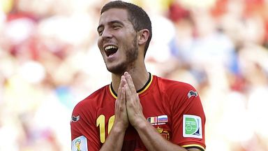 Eden Hazard: Looking forward to facing Lionel Messi in World Cup quarter-final