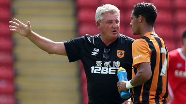Steve Bruce: Talks to Tom Ince at Oakwell