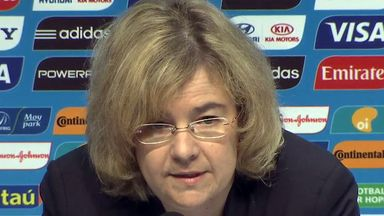 Delia Fischer: Has revealed FIFA