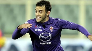 Giuseppe Rossi: Fiorentina hitman on target to make return