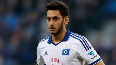 Hakan Calhanoglu: Scored the only goal of the game