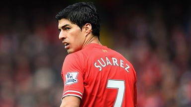 Luis Suarez: £75m move to Barcelona last summer