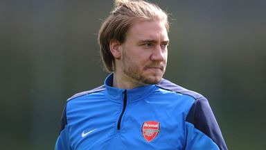 Nicklas Bendtner: Looking for new club