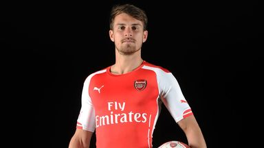 Aaron Ramsey: Welcomed Arsene Wenger