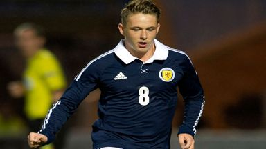 Scott Allan: Is a former Scotland Under-21 international