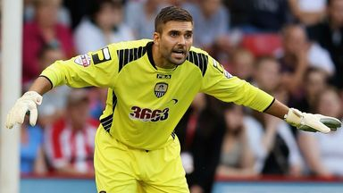 Bartosz Bialkowski: Has stepped up into the Championship at Ipswich