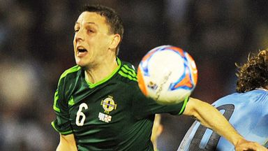 Chris Baird: West Brom have signed the Northern Ireland international on a one-year deal