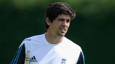 Alastair Cook: Knows his side were well off the pace in the 133-run defeat in Cardiff