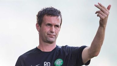 Ronny Deila: Wants to keep his squad in tact