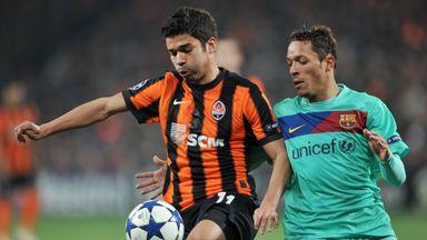 Eduardo: Leaving Shakhtar Donetsk this summer