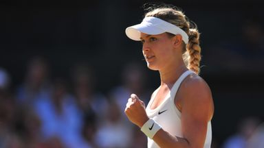 Eugenie Bouchard: Lost to Petra Kvitova in the Wimbledon final