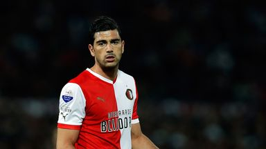 Graziano Pelle scored 50 goals in two season for Feyenoord under Ronald Koeman