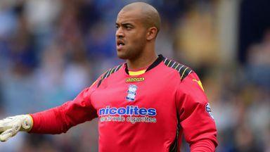 Darren Randolph: Has impressed Birmingham boss Gary Rowett