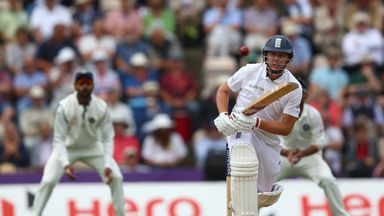 Gary Ballance: passed the 150 mark before being removed by questionable decision