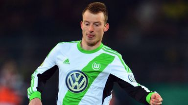Maximilian Arnold: In no hurry to leave Wolfsburg
