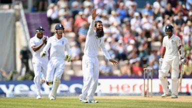 Moeen Ali: England all-rounder spun his way through India