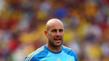 Pepe Reina: Now a Bayern Munich player