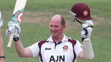 David Sales: Northamptonshire batsman to retire