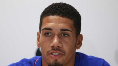 Chris Smalling: Manchester United defender looking forward to new season