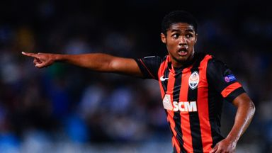 Douglas Costa: Shakhtar Donetsk midfielder wants a move away