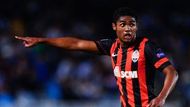 Douglas Costa: Shakhtar Donetsk midfielder wants a move away