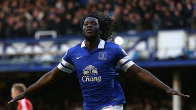 Romelu Lukaku: Welcome back at Everton, says Osman