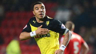 Troy Deeney: Netted Watford's equaliser