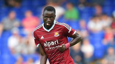 Cheikhou Kouyate: Admits being in the Premier League is a dream