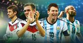 Redknapp's Germany v Argentina preview