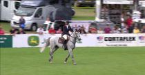 Watch the Hickstead jump-off
