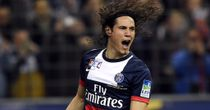 Edinson Cavani: Understood to be unhappy playing out wide for PSG