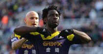 Wilfried Bony: Swansea striker has been linked with a move away from the Liberty Stadium