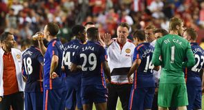 Photos from Washington as Manchester United beat Inter Milan in a pre-season friendly