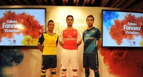 Premier League kits, 2014-15