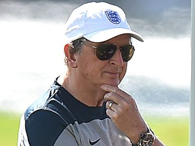 Hodgson: Euro 2016 next on the agenda after England's failure in Brazil